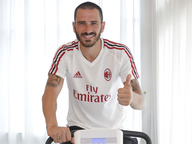 Top 10: Leonardo Bonucci Joins Exclusive Club Of Footballers Who Have Played For AC Milan, Inter Milan And Juventus