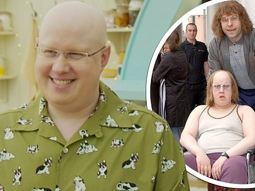 Bake Off fans go wild as Matt Lucas FINALLY utters his iconic Little Britain catchphrase