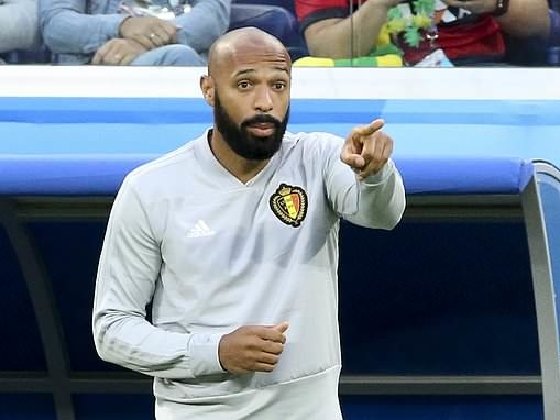 Thierry Henry set to be offered Aston Villa job and take John Terry with him as assistant manager