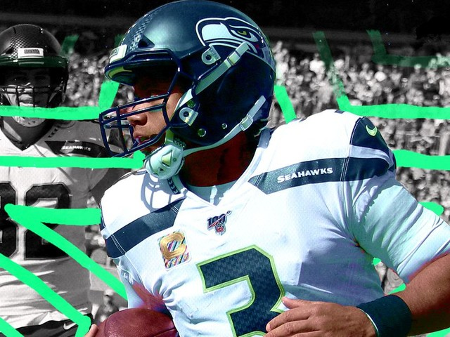Russell Wilson is so damn good
