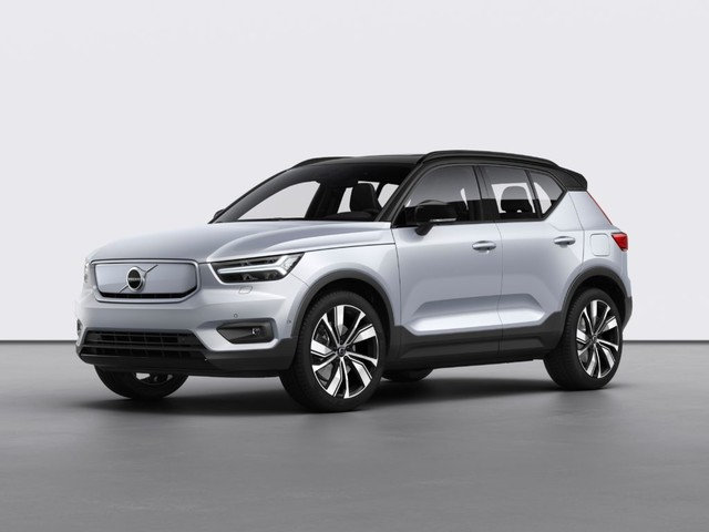 Volvo XC40 Recharge is all-electric with 408 hp and 258 mile range