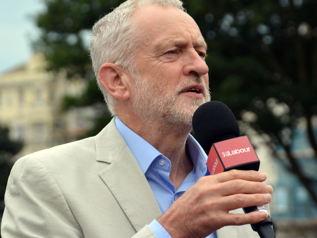 Jeremy Corbyn Cheered By Thousands As He Targets Amber Rudd's Constituency