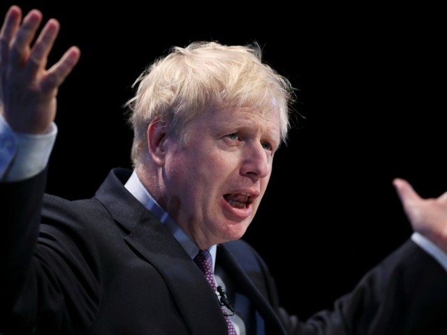 Johnson row irrelevant to his suitability as PM - Sky Data poll