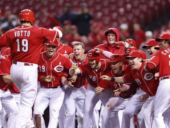 Cincinnati Reds Hoping for a Change of Fortune at Great American Ball Park