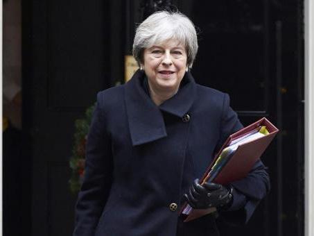 British PM facing rebellion over key Brexit bill
