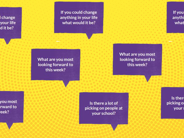 Time To Talk: These Are The Questions Parents Should Ask Kids About Mental Health