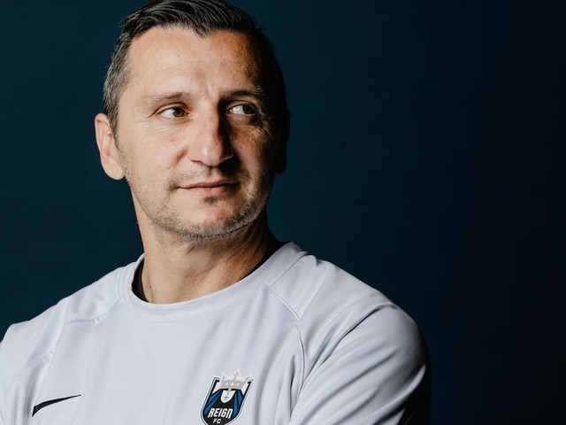 US Soccer just announced the new USWNT coach —here's everything you need to know about Vlatko Andonovski