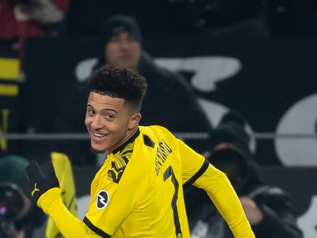BVB set £100m price tag on Manchester United, Chelsea target Sancho — report