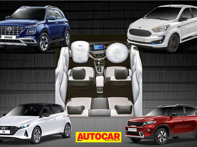 Cars, SUVs under Rs 40 lakh with 6 airbags or more