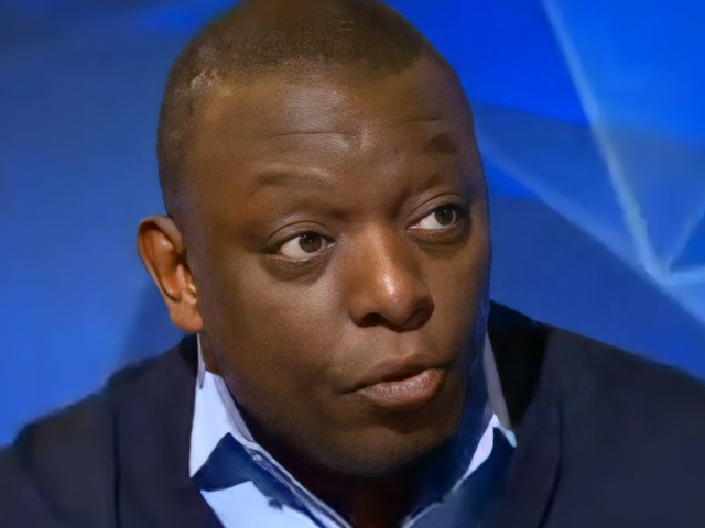 Garth Crooks 'irritated' by his own selection of Liverpool player in Team of the Week