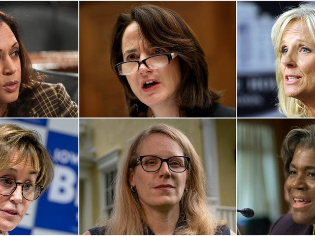Meet 24 women in prime positions to sway the Biden White House