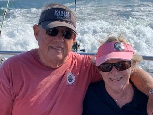 I begged my parents not to go on their Holland America cruise. Now their ship is stranded at sea — and it's unclear when they can return to land.