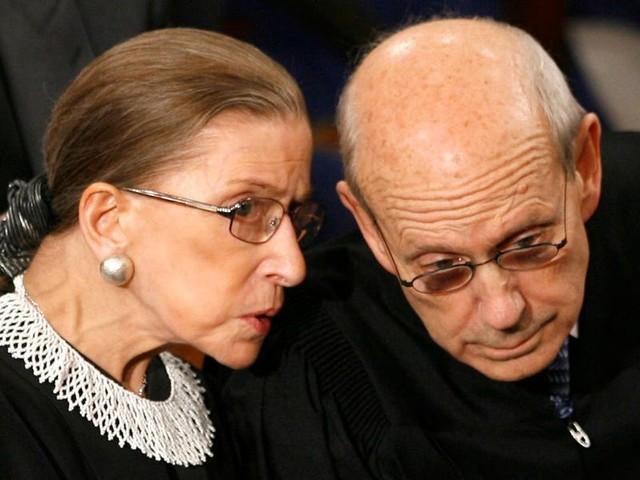 10 Things in Politics: Breyer's clerks fear RBG repeat