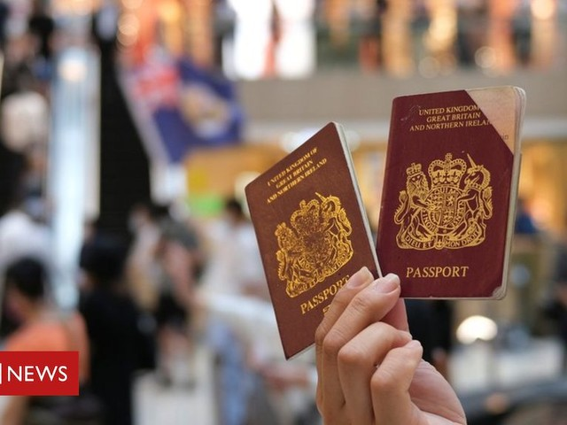 China warns UK not to offer citizenship to Hong Kong residents