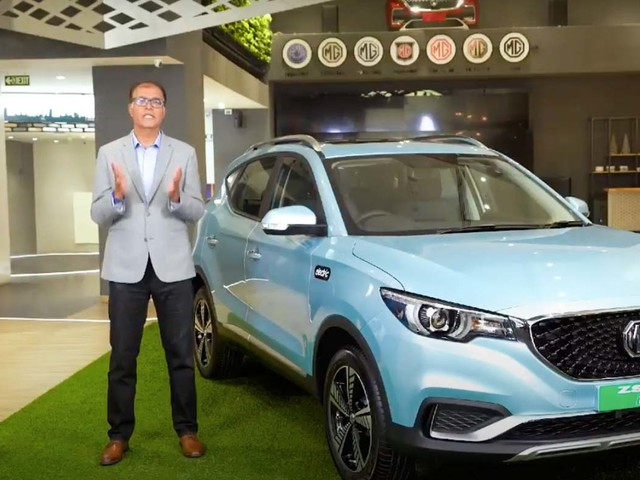 MG ZS EV Averaged Over 20 Bookings Every Day In July 2021