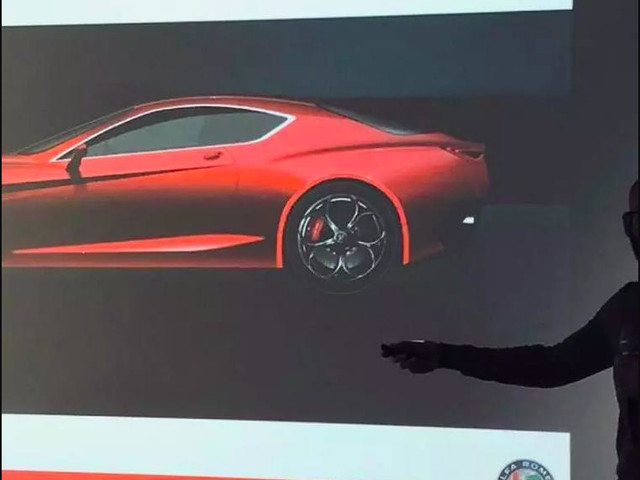 New Alfa Romeo GTV: 2022 hybrid super-coupe leaks