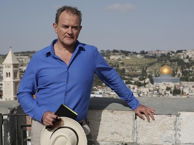 RTE, ARTE, APT Team on Religious Documentary With Hugh Bonneville