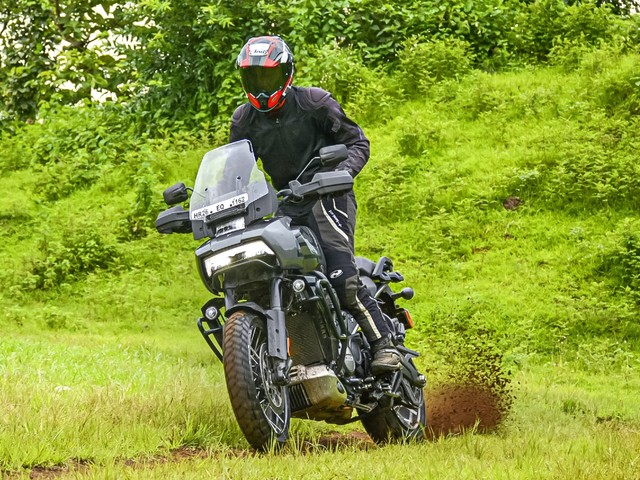 Review: Harley Davidson Pan America 1250 Special review, test ride