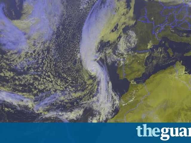 Are you affected by storm Ophelia?