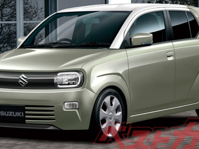 New-Gen Alto To Make Global Debut In January 2022 – Report