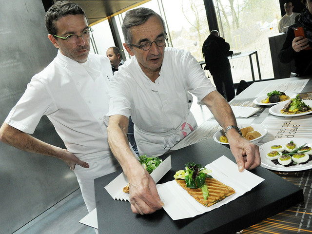 Why this French chef is begging Michelin to strip his restaurant of its three stars