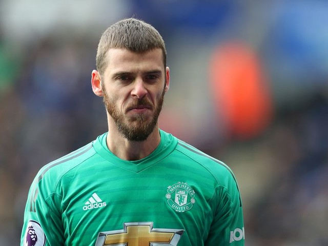 David De Gea tipped to be at Manchester United for a decade amid contract discussions