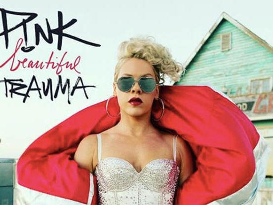 Pink's 'Beautiful Trauma:' Album Review