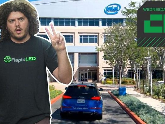 Crunch Report Intel Is Building Its Own Cars