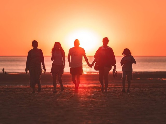 8 Ways to Spend more Time Together as a Family