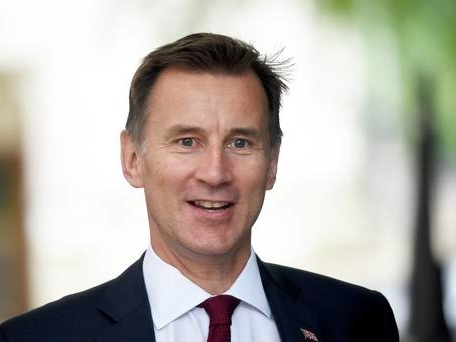 Jeremy Hunt will pursue 'technology-led solution' to Irish border if he becomes PM