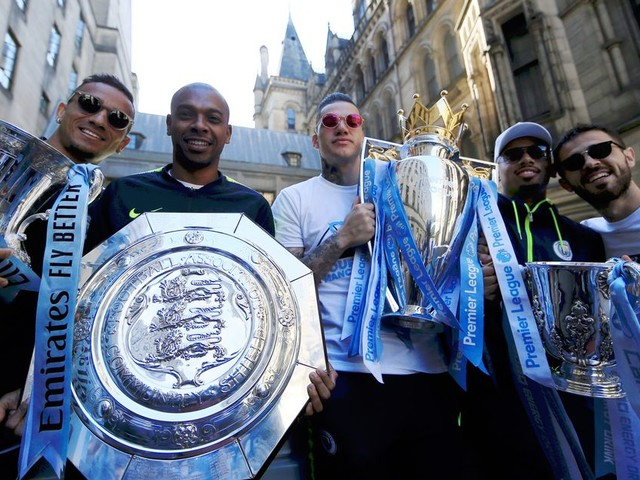Fernandinho describes the kind of legacy he wants to leave at Man City
