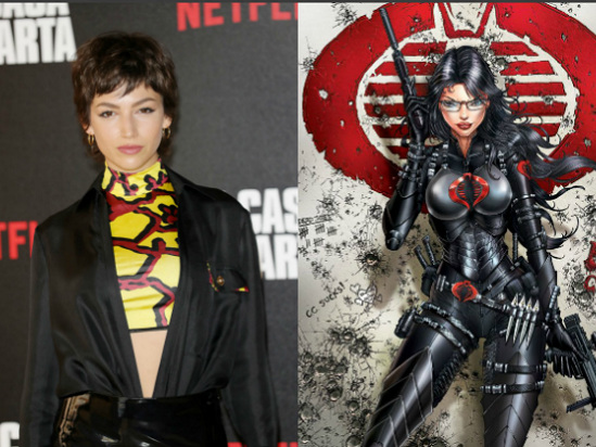 'Snake Eyes': Ursula Corbero to Play Baroness in 'GI Joe' Movie Spinoff (Exclusive)
