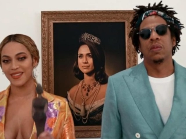 Beyoncé and Jay Z's Meghan Markle Print Is For Sale Online