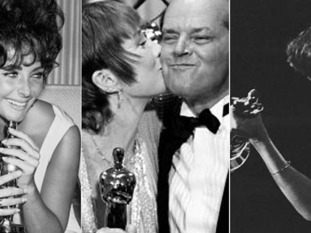 Oscars 2019: 31 Stunning Vintage Photos From The Academy Awards Through The Years