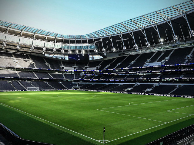 Next stop Tottenham Hotspur: Palace confirmed as first match at Spurs new stadium