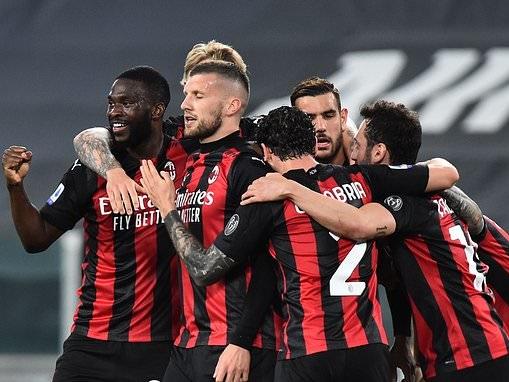 Juventus 0-3 AC Milan: Ante Rebic scores stunner to dent hosts' hopes of Champions League next year