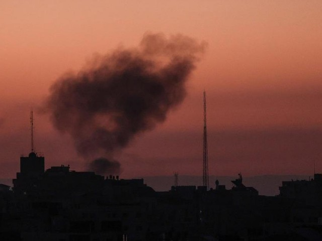 Israeli-Palestinian conflict rages on as France proposes ceasefire
