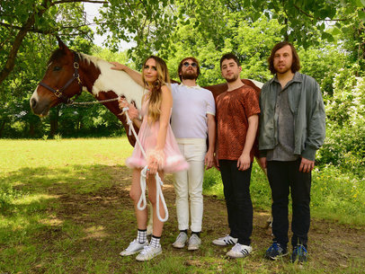 Speedy Ortiz return with a barbed pop-rock blast 'Lucky 88' and announce new album