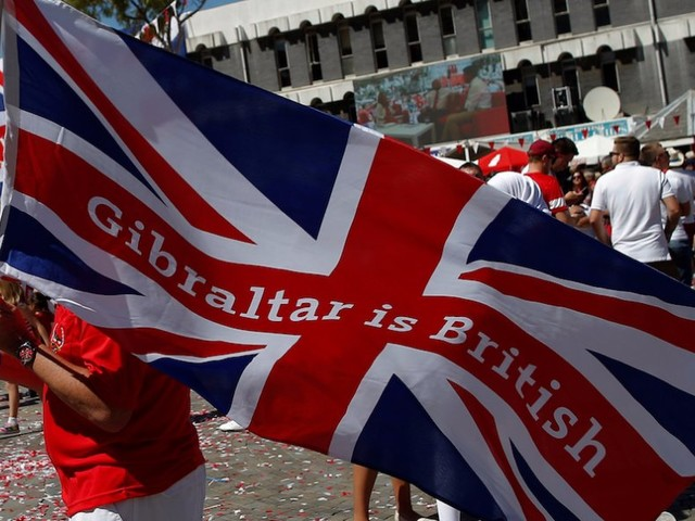 Gibraltar faces the 'existential threat' of a hard Brexit with no transition deal
