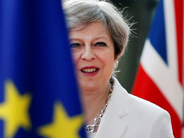 May to set out post-Brexit 'partnership'