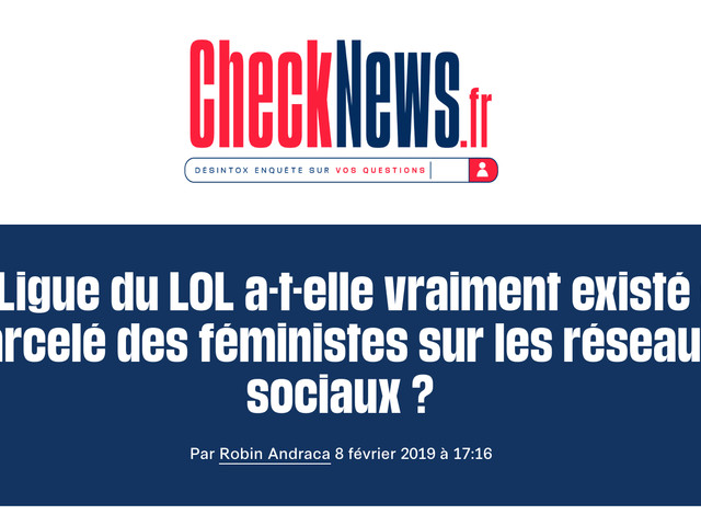 A Secret Facebook Group Of French Twitter Personalities Has Been Coordinating Harassment Against Women - BuzzFeed News