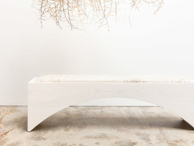 Gender-Balanced Furniture Collections - Cuff Studio Presents the Common Ground at Offsite Online (TrendHunter.com)