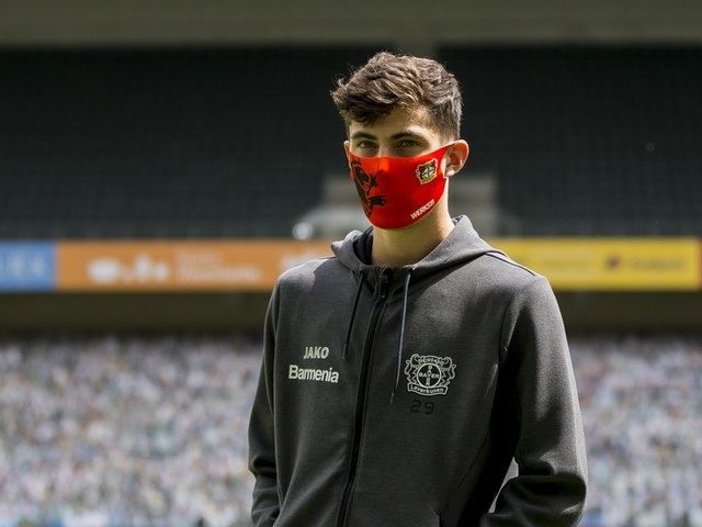 Chelsea would still have to pay at least €100m for Kai Havertz, pandemic or not — report