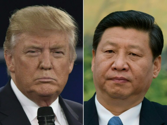 Trump, Xi hold first summit with N. Korea at the fore