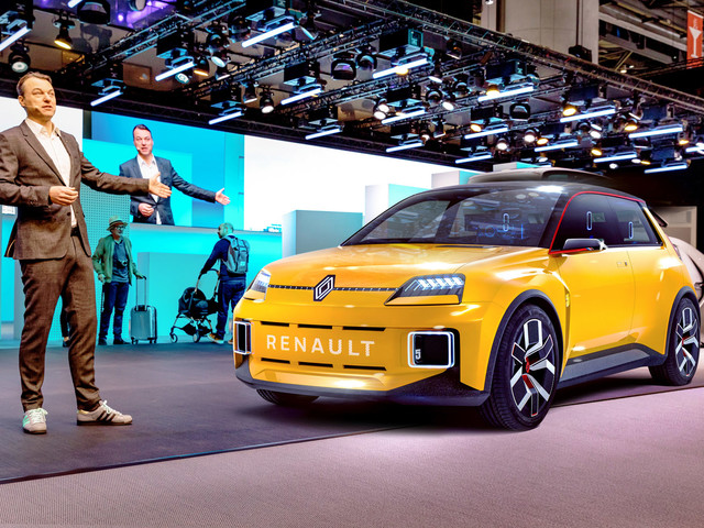 How the 2021 Geneva motor show would have looked