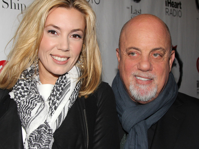 Billy Joel, 68, Reveals Wife Alexis Roderick Is Pregnant With Their Second Child