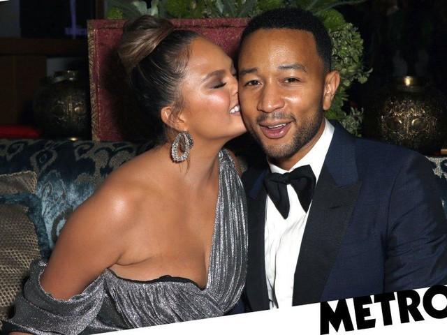 Chrissy Teigen and John Legend finally explain reason behind massive argument at Kim and Kanye's wedding