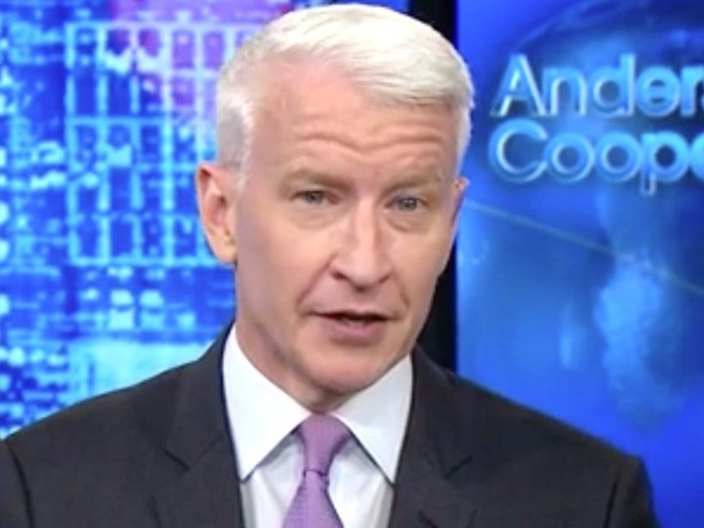 Anderson Cooper Has A Blunt Message For Sean Spicer