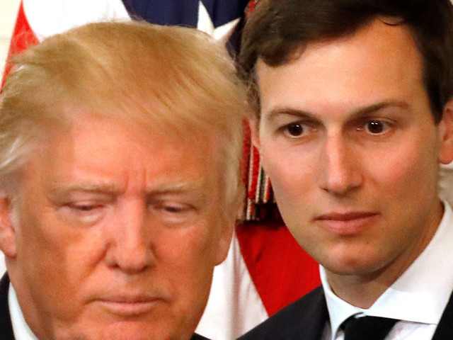 Trump Reportedly Miffed At Kushner For Skiing As Trumpcare Crashed