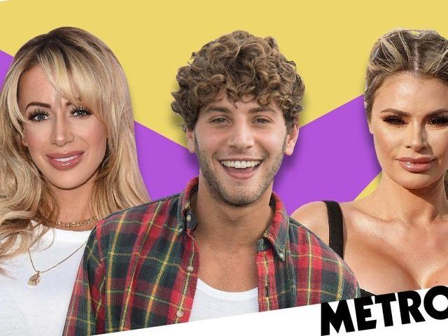 celebs go dating series 1 cast